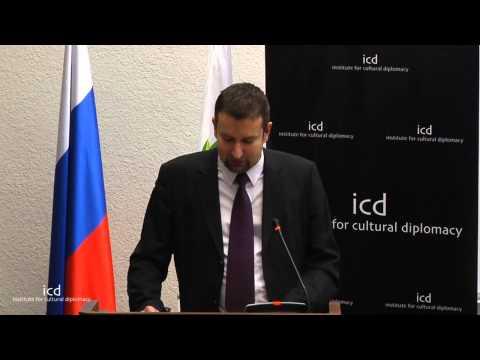 Andrash Barani (Director, Balassi Institute - Hungarian Cultural Centre in Moscow)