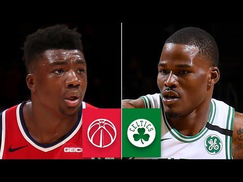 Washington Wizards vs. Boston Celtics [FULL HIGHLIGHTS] | 2019-2020 NBA Highlights