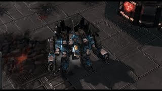 StarCraft II: Campaign Collection - Wings of Liberty 18 - Engine of Destruction