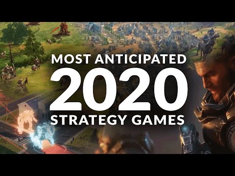 MOST ANTICIPATED NEW STRATEGY GAMES 2020 (Real Time Strategy, 4X & Turn Based Strategy Games)