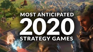 Most Anticipated New Strategy Games 2020  Real Time Strategy, 4x & Turn Based Strategy Games