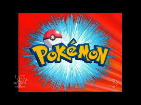 Pokémon Battle: Cartoon Donald Trump Vs. Ash Ketchum