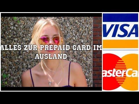 Zahlungsmöglichkeiten Im Ausland | Prepaid Kreditkarte (Auslandstagebuch #16)