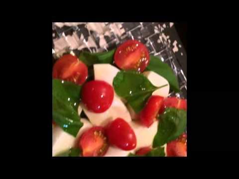 Olive oil nouveau dinner オリーブオイルヌーボーディナー