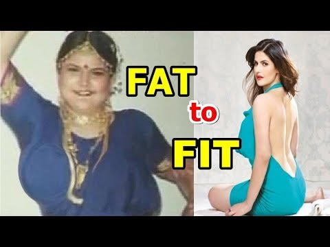 Top 5 Fat to Fit Bollywood Celebrities [Bollywood Cafe]