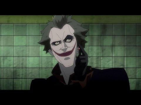 All Joker laughs from Batman Assault on Arkham