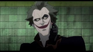All Joker laughs from Batman Assault on Arkham