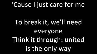Epica - Deconstruct (Lyrics)