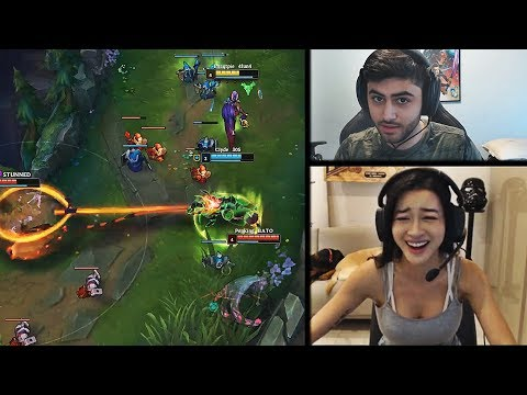 YASSUO GETS A TWEET FROM TYLER1'S GIRLFRIEND | IMAQTPIE GOT BLESSED BY POBELTER | TF BLADE | LOL