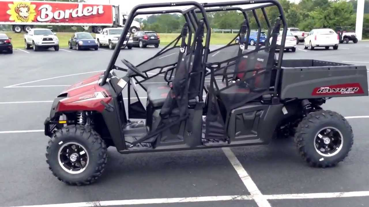 polari ranger 4 seater [ 1280 x 720 Pixel ]