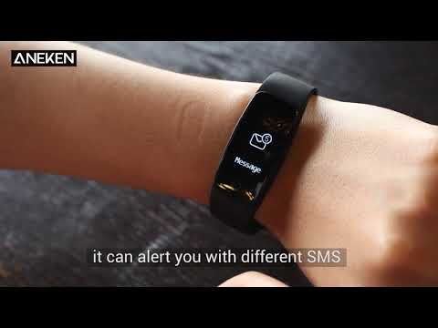 ANEKEN FITNESS WRISTBAND Eager1 Product Introduction