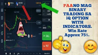 iQ OPTION BINARY TRADING TAGALOG TUTORIAL And Reviews 2020, how to trade in iq option demo acct. screenshot 4