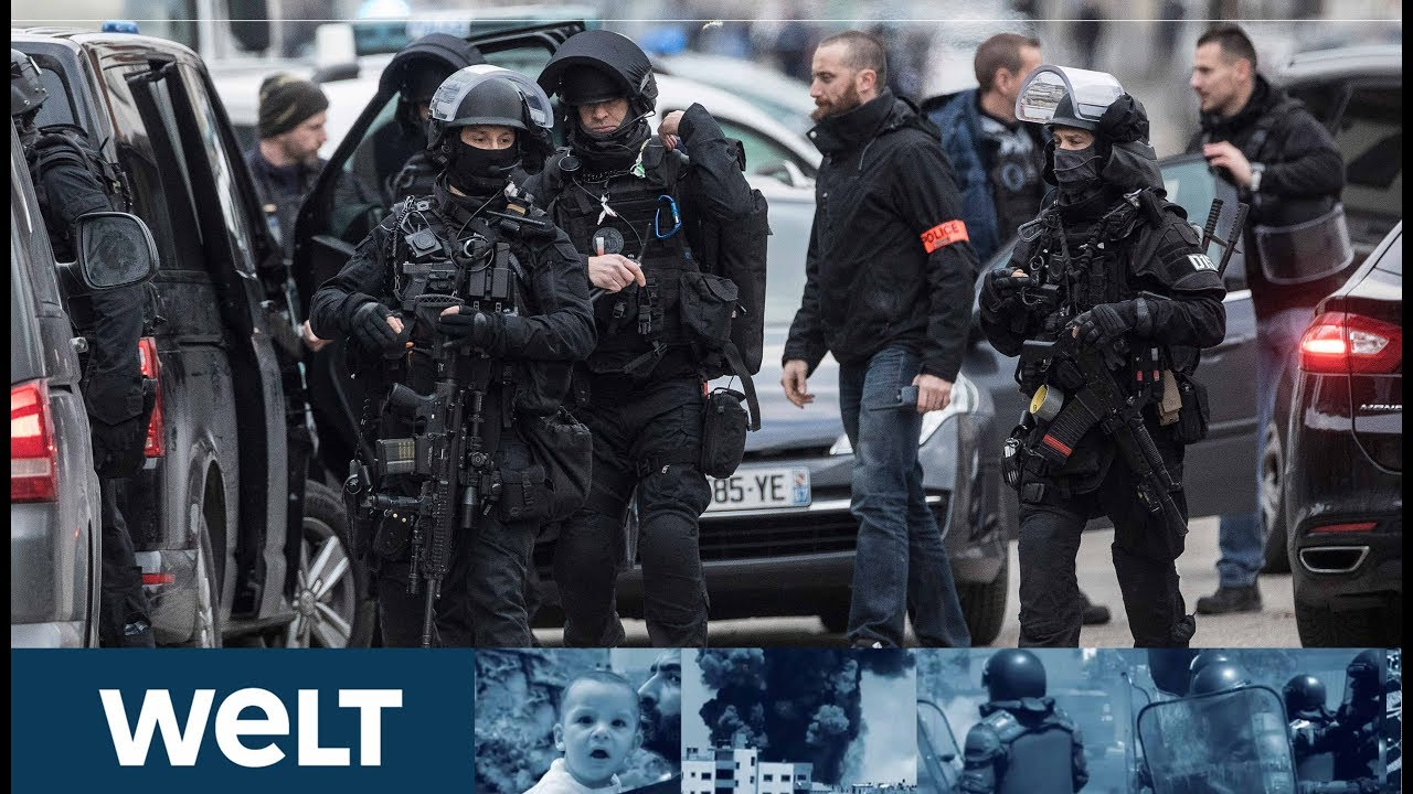 Terror Straßburg