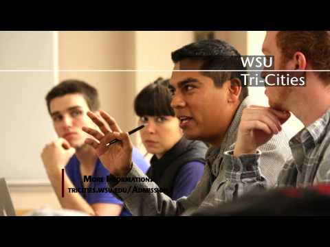 University Offerings at Washington State University Tri-Cities