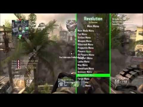 [PS3/BO2] 1.19 Revolution | Real Time Modding