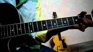 Dil Ye Bekarar Kyun Hai [players] guitar chords
