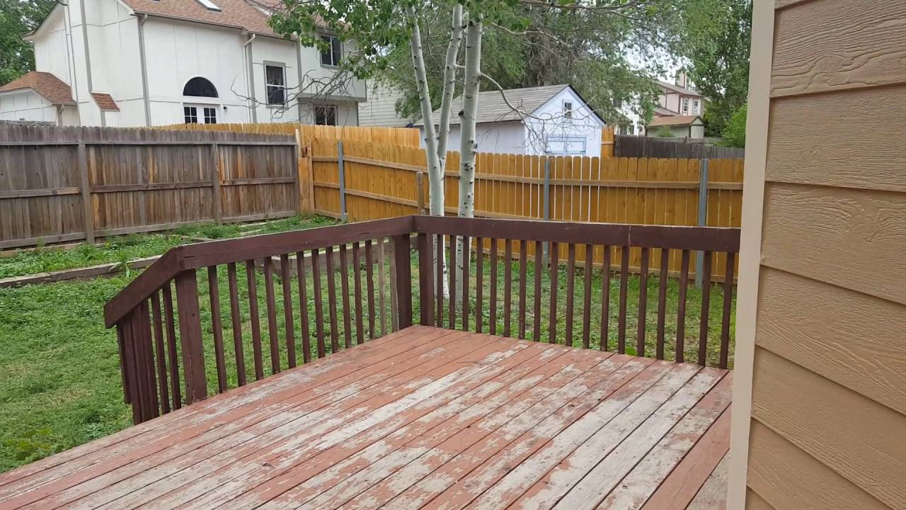 4329 Bramble Lane Colorado Springs, CO 0925