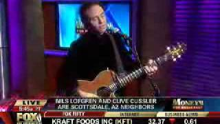 Nils Lofgren - If I Should Fall Behind - Cover
