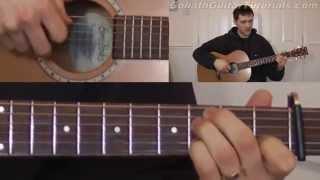 How To Play Caroline No - Beach Boys (Guitar Lesson / Tutorial)