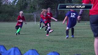 i9 Sports 352: Soccer Player Highlights -South Wilmington- 8-18-18