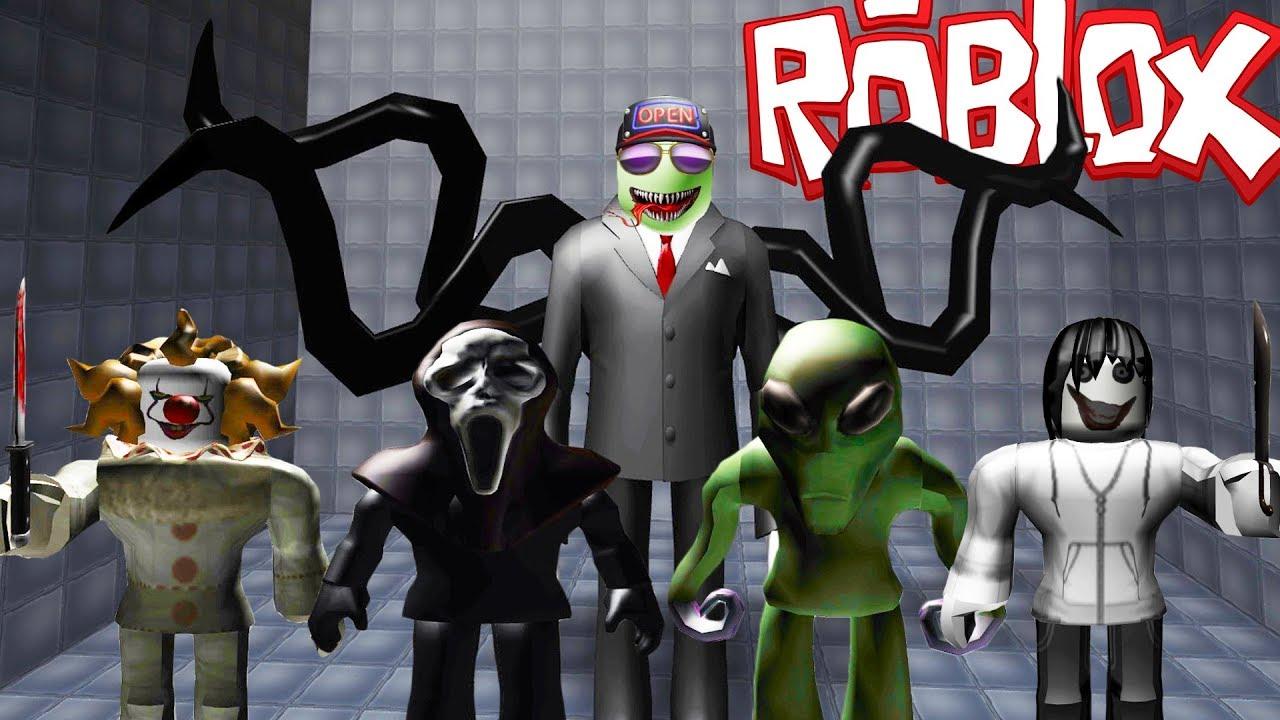 Играю за МОНСТРОВ в ЗОНЕ 51 Роблокс! Киллер мод в Игре Roblox Area 51 от Cool GAMES