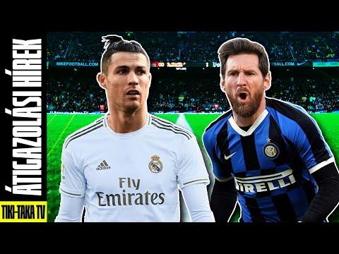 Ronaldo visszatérhet a Real Madridhoz?