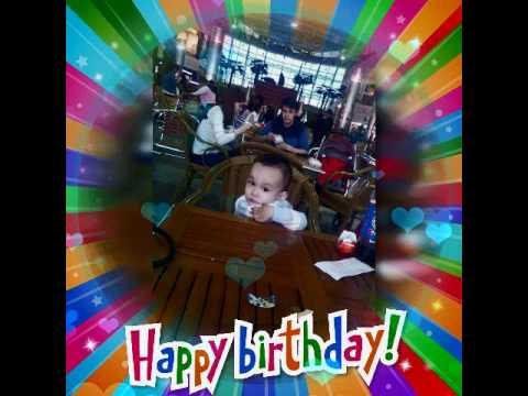 С днем рождения мой ангелочек- любимый сыночек♥♥♥♥♥