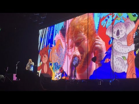 Ed Sheeran Live in Osaka, Japan 2018(Full Concert) Apr 11, 2018