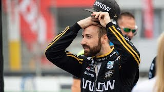 Canadian race car driver gears up for Honda Indy