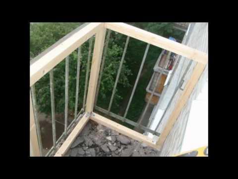Обшить балкон сайдингом своими руками