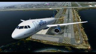 FSLABS FS2CREW | Kennedy Departure | FSLABS A320