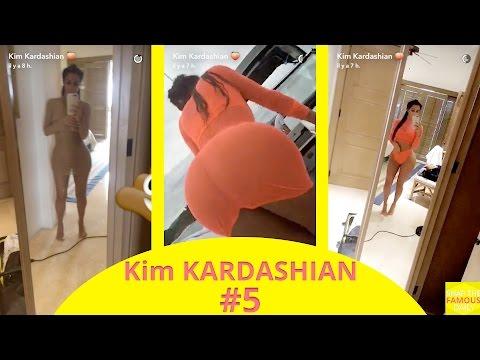 Смотреть клип Kim Kardashian weight loss - snapchat - august 18 2016 онлайн бесплатно в качестве