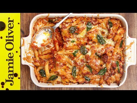 Easy Tuna Pasta Bake | KerryAnn Dunlop