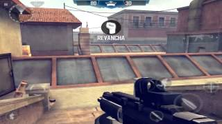 Modern Combat 4: Conker vs Gusanito123 (1vs1) | ipad Air HD
