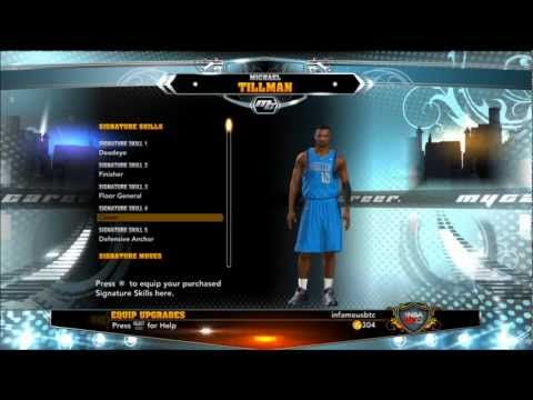 NBA 2K13 My Career: The Best Signature Skills For You