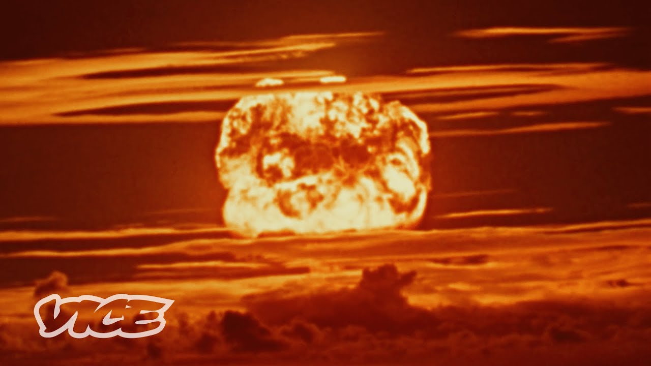 Download What a Nuclear Bomb Explosion Feels Like