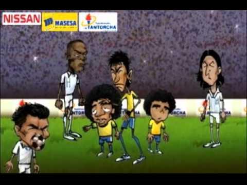 Comics Diez # 42   Honduras contra Brasil