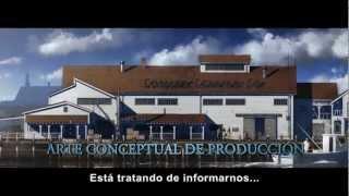 SOMBRAS TENEBROSAS - Detrás de cámaras