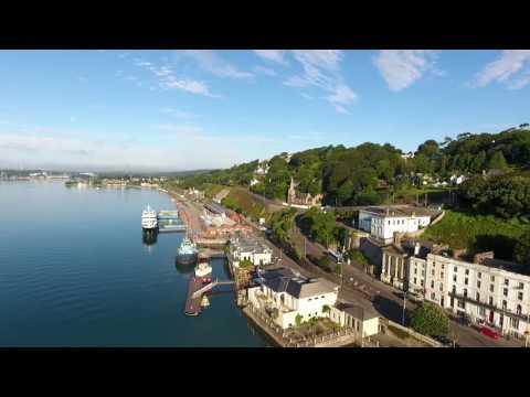 Cobh, Ireland -Phantom 4 flight