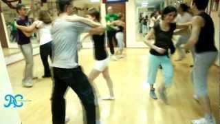 Salsa в ArmenyCasa | Уроки сальсы с Сергеем Газаряном (Москва)