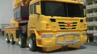 헬로카봇 소방차 장난감 Hello Carbot Fire Truck Toys