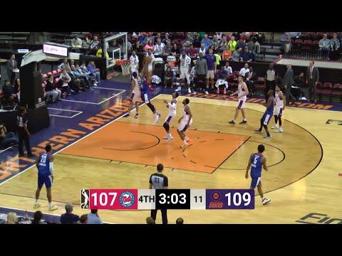 Milton Doyle (34 points) Game Highlights vs. Northern Arizona Suns