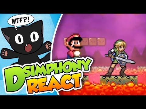 Mario's Castle Calamity 2.6 | DSimphony React (Video-reacción)