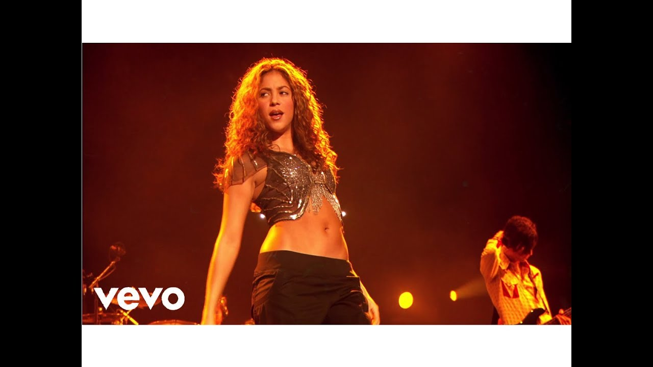 Download Shakira - Intro / Estoy Aqui (Live Oral Fixation Tour) HD 1080p