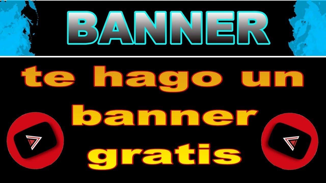 COMO TENER BANNER GRATIS