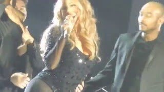 (HD) Mariah Carey 08 Heartbreaker live Rockhall Luxembourg 26-06-2016
