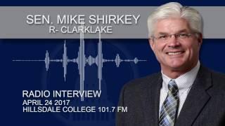 RFH: Sen. Shirkey on addressing the opioid epidemic