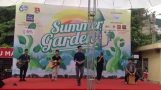 Yêu Thương Nhận Lại cover-GVC band