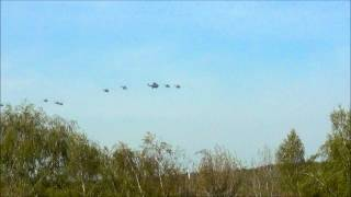 Вся группа вертолётов 7 мая 2015 года Красногорск 2(, 2015-05-07T17:07:05.000Z)
