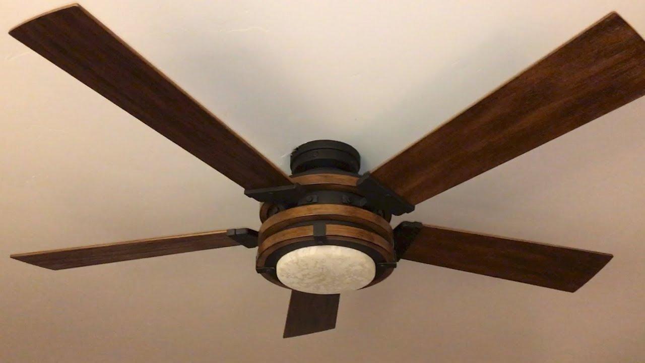 kichler barrington ceiling fan improvements [ 1280 x 720 Pixel ]